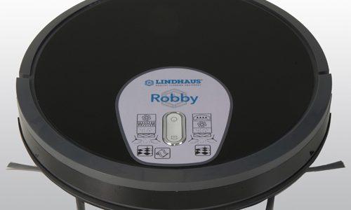 Lindhaus Robby, inteligentni robot koji čisti, usisava i pere površine podova